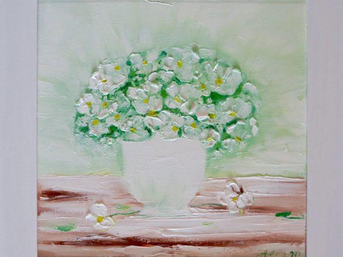 Flower mint